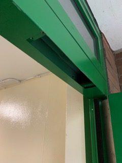 Commercial locksmith repairs