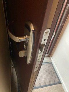 Residential door lock repairs